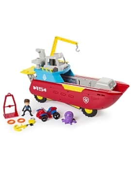 Paw Patrol Sea Patroller  Transforming Vehicle With Lights And Sounds by Toys Rus