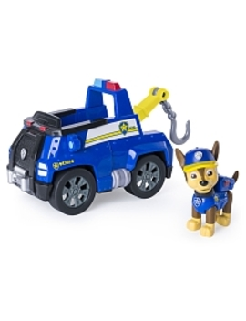 Paw Patrol   Chases Tow Truck   Figure And Vehicle by Toys Rus