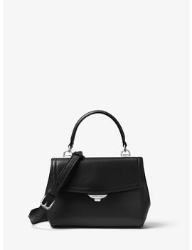 Ava Extra Small Leather Crossbody by Michael Kors