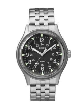 Timex Mk1 Steel Watch With Steel Bracelet by Timex + Todd Snyder