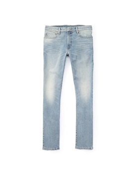 Pacific Wash Jeans   Slim by Flint And Tinder
