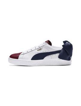 Basket Bow New Sch Women's Sneakers by Puma