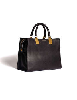 Leather Emma Tote by Kurt Geiger London