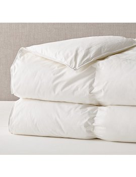 Cooling Down Alternative Comforter by Restoration Hardware
