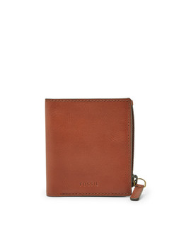 Philip Coin Pocket Bifold by Fossil