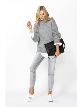 Evangelina Oversized Pullover by Decjuba