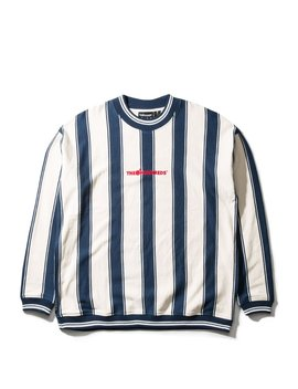 Bars Crewneck by The Hundreds