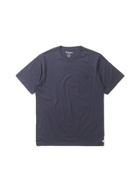 Tagless Perfect Pocket T Shirt by The Hundreds