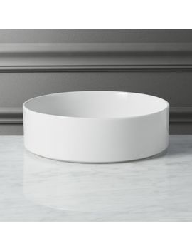 Frank Serving Bowl by Crate&Barrel