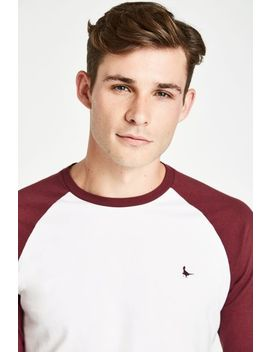 Audley Long Sleeved Raglan by Jack Wills