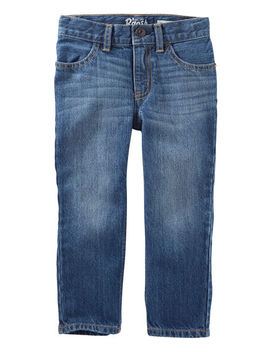 Straight Jeans   Anchor Dark Wash by Oshkosh
