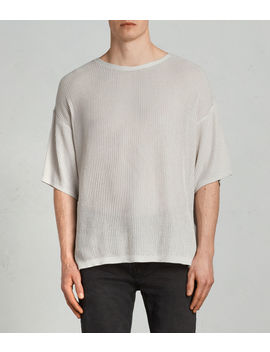 Ave Crew Knit Top by Allsaints