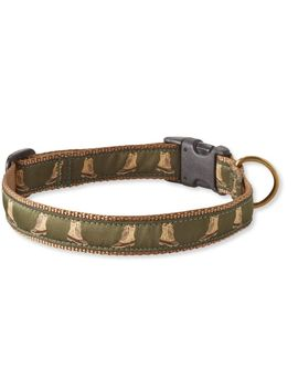 Novelty Ribbon Dog Collar by L.L.Bean