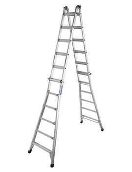 Mastercraft 25 Ft Multi Task Ladder by Mastercraft