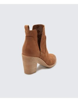 Shay Perf Booties by Dolce Vita