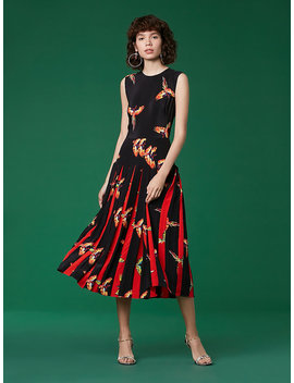 The Dvf Talita Dress by Dvf