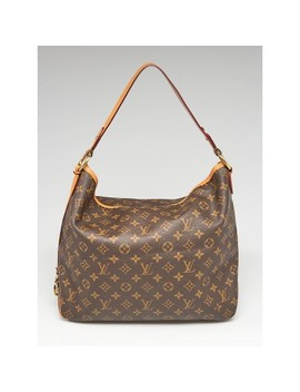 Monogram Canvas Delightful Pm Nm Bag by Louis Vuitton