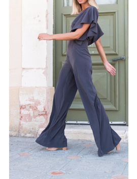 Grace Jumpsuit by Clef.K, Tel Aviv