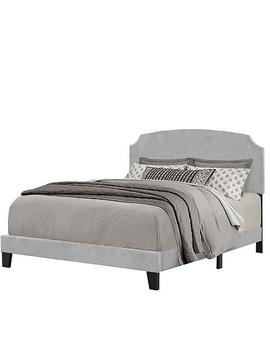 Hillsdale Furniture Desi Queen Bed In One   Glacier Gray by Hillsdale Furniture