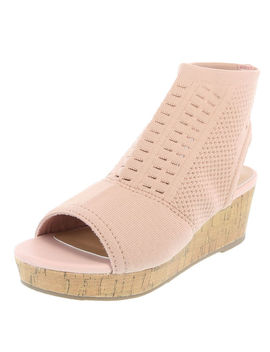Girls' Lily Chop Out Wedge Sandal by Learn About The Brand American Eagle