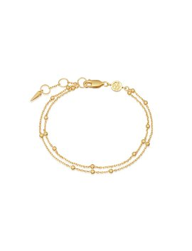 Double Chain Bracelet by Missoma