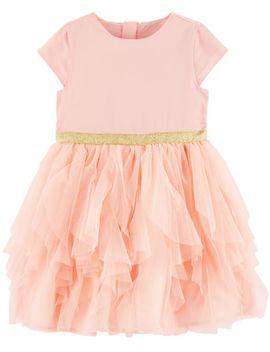 Waterfall Tulle Dress by Oshkosh