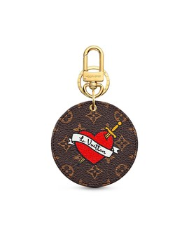 Lv Stories Taschenschmuck Und Schlüsselanhänger by Louis Vuitton