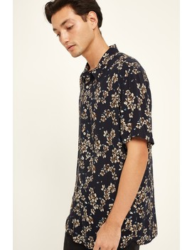 Barney Cools Holiday Ss Shirt Navy by Universal Store