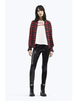 Plaid Shirt by Marc Jacobs