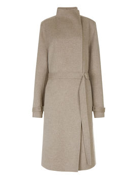 New Lima Double Cashmere Coat by Joseph