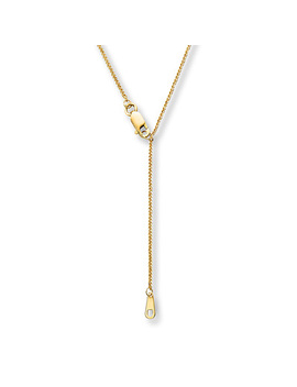 Wheat Chain Necklace 14 K Yellow Gold by Kay Jewelers
