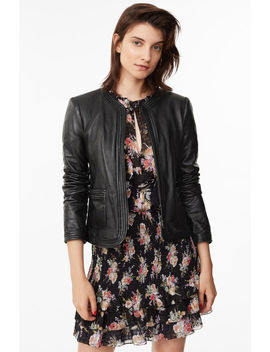 Leather Jacket by Rebecca Taylor