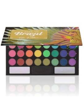 Take Me Back To Brazil: Rio Edition   35 Color Shadow Palette by Bh Cosmetics