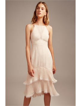 Too Close Midi Dress by Bnkr