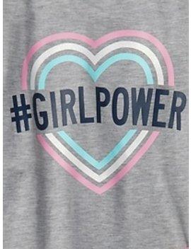 Girl Power Tunic Pj Set by Gap