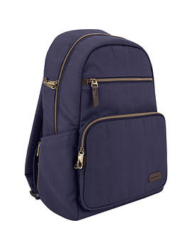 Anti Theft Courier Slim Backpack by Travelon