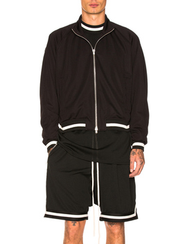 Double Knit Track Jacket by Fear Of God
