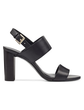 Narolyn Block Heel Sandals by Nine West