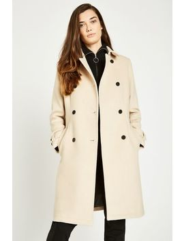 Atwater Wool Blend Trench by Jack Wills