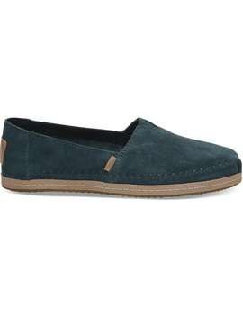 Atlantic Suede Women's Classics by Toms