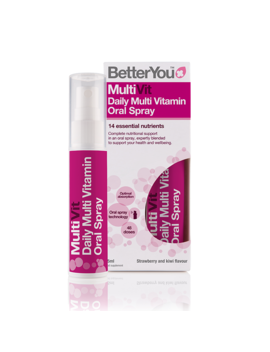 Better You Multi Vit Oral Spray 25ml by Better You Multi Vit Oral Spray 25ml