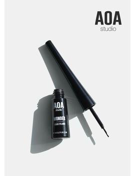 Aoa Wonder Liquid Liner  Black by Shop Aoa