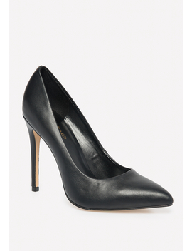 Lunaa Pointy Toe Pumps by Bebe