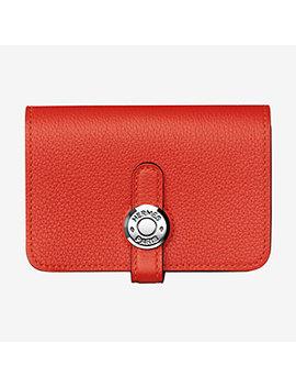 Dogon Card Holder by Hermès
