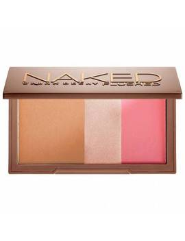 Naked Flushed   Palette Teint by Sephora
