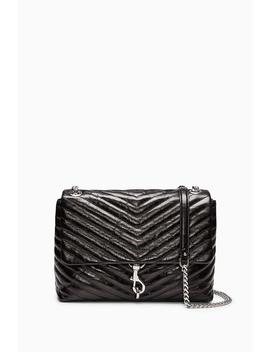 Edie Flap Shoulder Bag by Rebecca Minkoff
