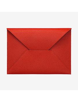 Enveloppe Trio Wallet by Hermès