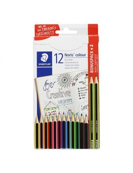 12 Colour Pencils by Paperchase