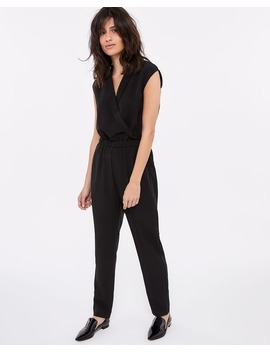 Willow & Thread Solid Jumpsuit by Reitmans