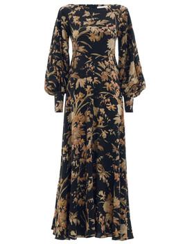 Unbridled Basque Dress by Zimmermann